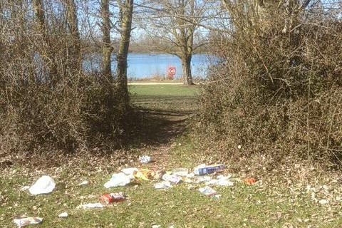 Am Samstag ab 10 Uhr: Öffentliche Säuberungsaktion am Guggenberger See