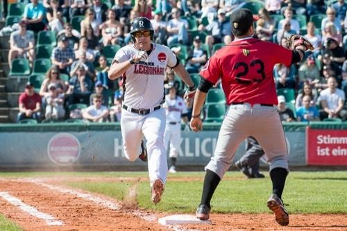Baseball: Buchbinder Legionäre empfangen Heidenheim Heideköpfe