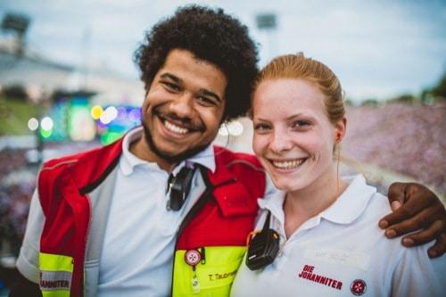 Die Johanniter-Unfall-Hilfe in Bayern suchen Menschen mit Migrationshintergrund für das Ehrenamt
