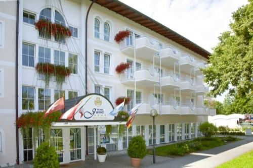 Entspannung und Erholung im Hotel Juwel in Bad Füssing