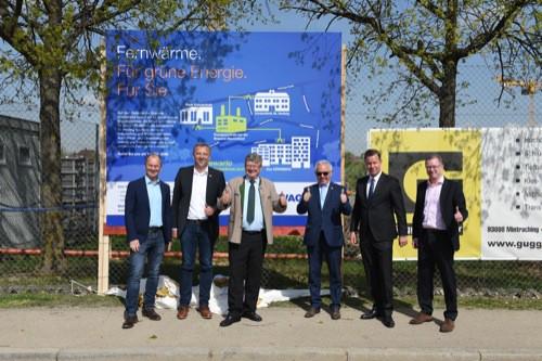 Regensburg: Rewag und Brauerei Bischofshof errichten Energiezentrale