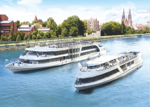 Viel Neues zum Saisonstart bei der Donauschifffahrt Wurm & Noé in Regensburg