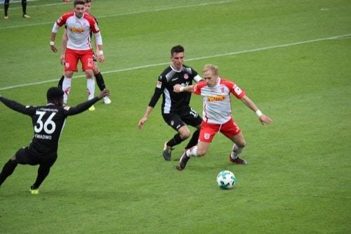 2. Fussball-Bundesliga: Jahn Regensburg gastiert am Sonntag beim 1. FC Kaiserslautern