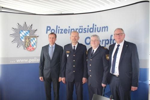 """""""Sicherheitsbericht 2017"""": Oberpfalz so sicher wie nie"""