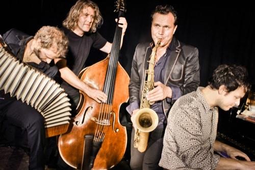 Tango mit Quadro Nuevo in Neutraubling