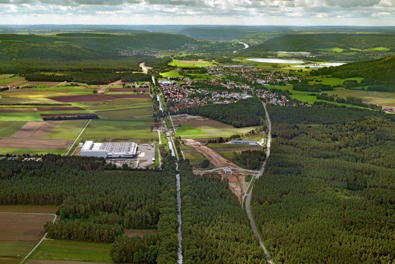 Hohe Investitionen in das Oberpfälzer Straßennetz