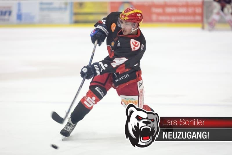 Eishockey: Eisbären Regensburg holen Verteidiger Lars Schiller von Saale Bulls Halle