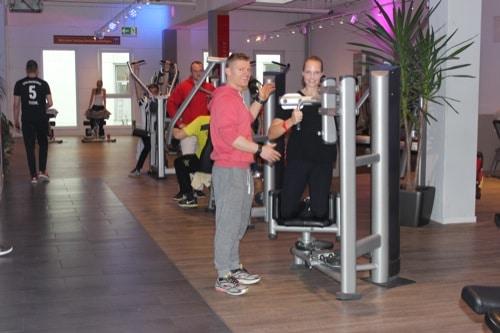 Für 4,90 Euro trainieren bei Clever Fit in Regensburg