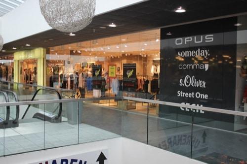 KÖWE-Einkaufszentrum: Pogo feiert 70 Jahre
