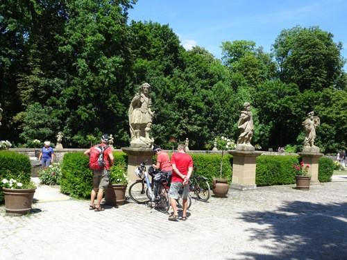 Mit Reisekreativ aus Regensburg an die Tauber und den Main