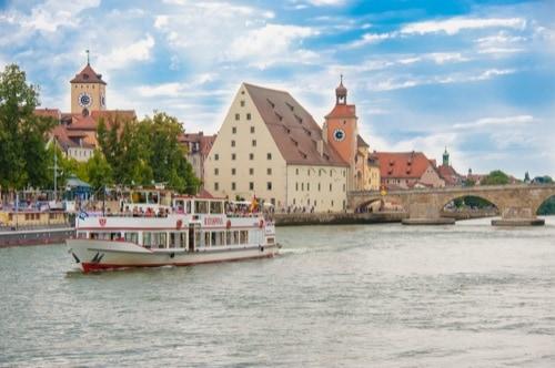 50 Jahre Schifffahrt Klinger: Jubiläumswochenende in Regensburg