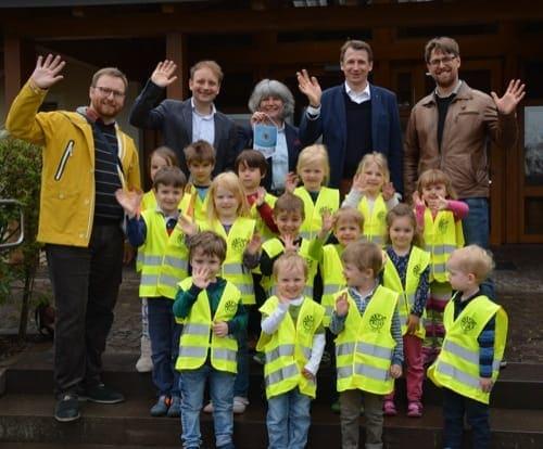 Round Table 32 Regensburg spendet für Kinder-Familien-Haus St. Elisabeth Kareth