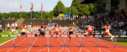 Leichtathletik der Extraklasse: Sparkassen-Gala in Regensburg