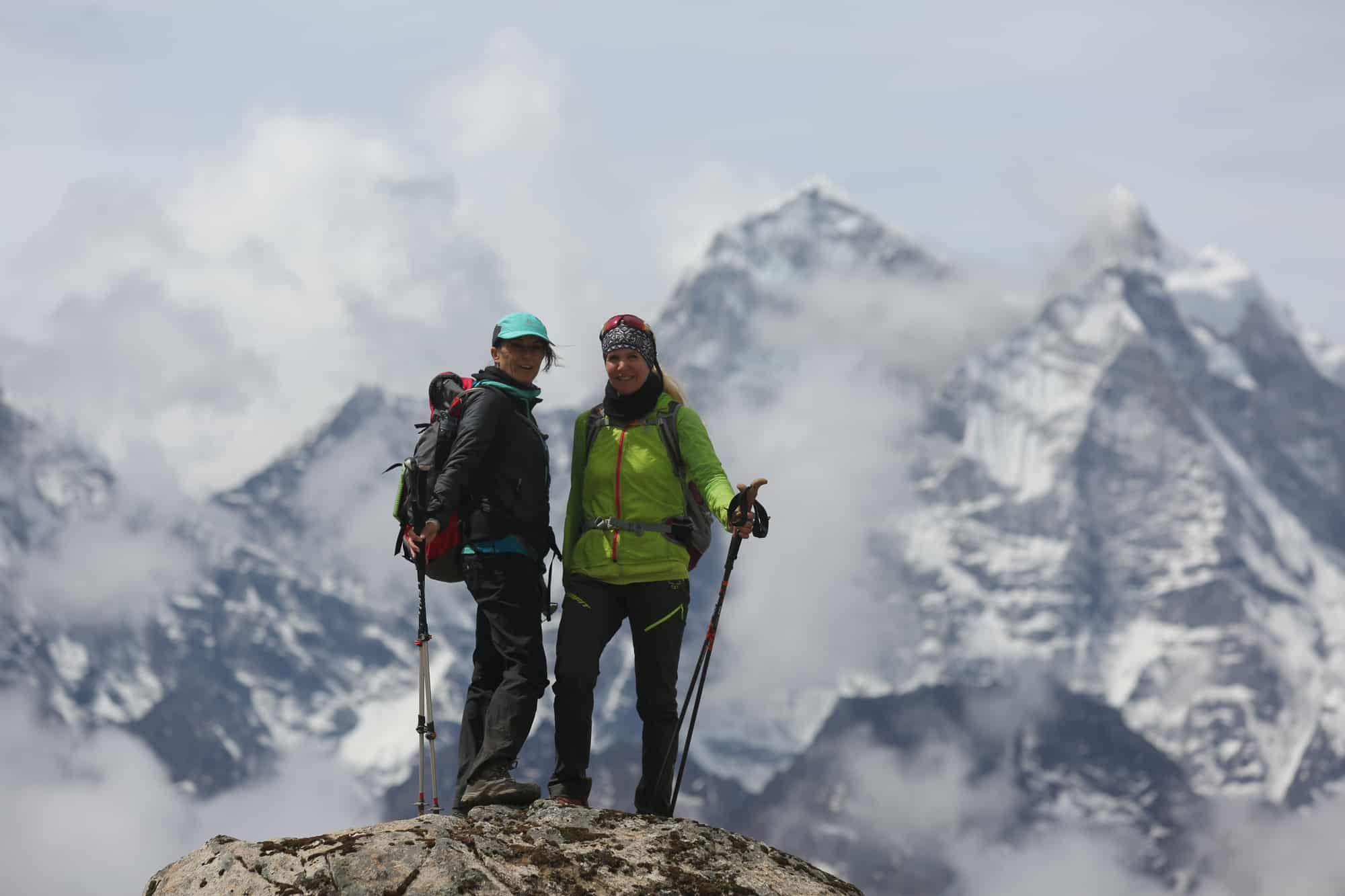 Holly Zimmermann bezwingt den Everest-Marathon