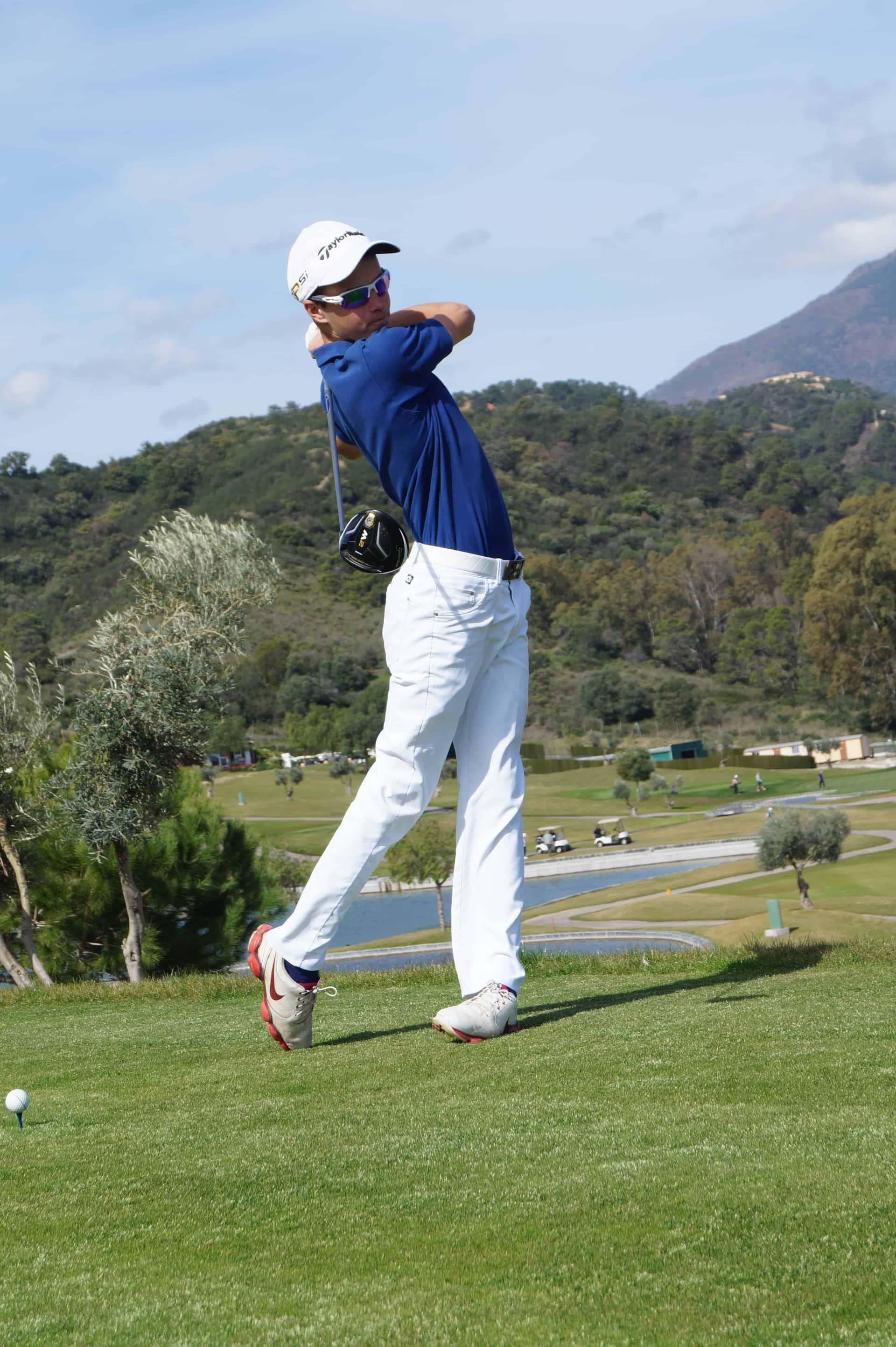 Top-Saisonauftakt für Golfer