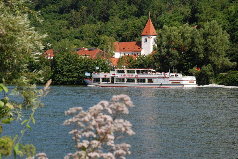 Klinger Schifffahrt: Weltenburg-Tour