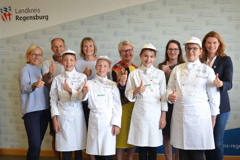 Miniköche Regensburg starten in neues Projektjahr