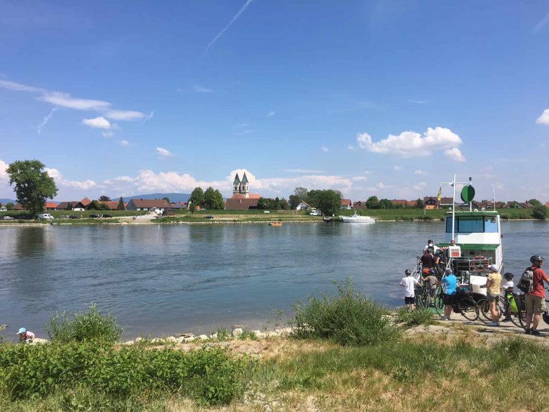 Radeln an Donau und Isar