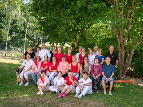 Jubiläumsfeier am Sonntag, 24. Juni: 20 Jahre Sozialzentrum am Schlosspark in Zeitlarn
