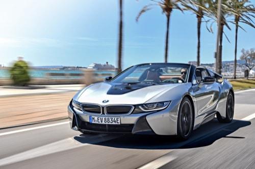 Mit Blizz und Autohaus Hofmann ein Traumwochenende im neuen BMW i8 Roadster gewinnen / Teilnahme unter www.facebook.com/blizz.regensburg/
