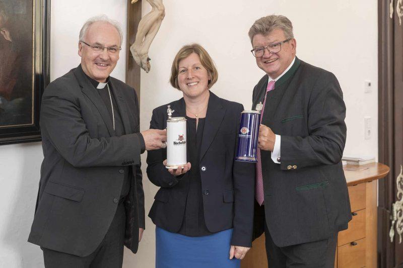 Führungswechsel bei der Brauerei Bischofshof und Weltenburger