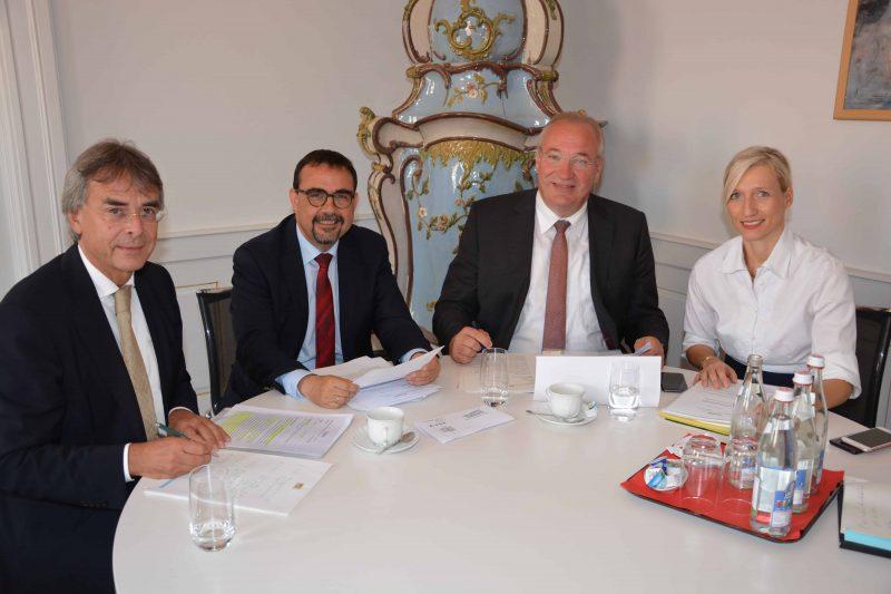 """""""Auf ein Wort"""" mit dem Bürgerbeauftragten Klaus Holetschek"""