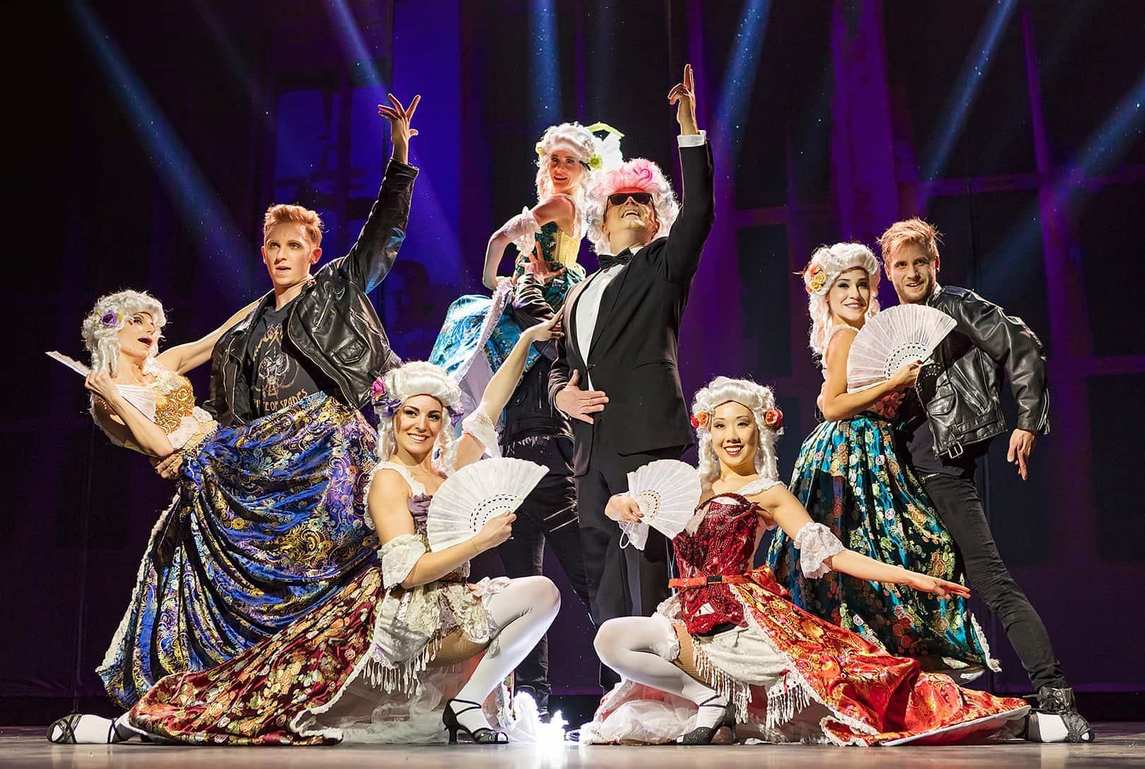 """Falco – Das Musical"" gastiert im Februar 2019 in Regensburg"