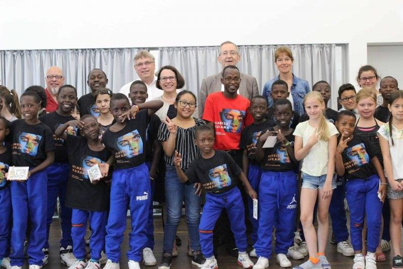 Sing- und Musikschule Regensburg leistet großen Beitrag zur Integration von Kindern