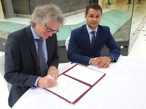 Boris-Jelzin-Bibliothek eröffnet digitalen Lesesaal in Regensburg