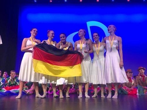 Regensburger Ballett-Tanz-Akademie holte Weltmeister-Titel