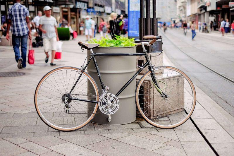 Modellprojekte zur Radverkehrsförderung