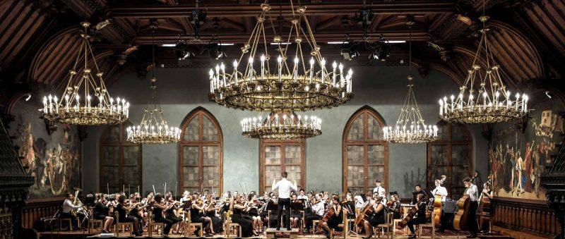 Junge Philharmonie Ostbayern live im Konzert