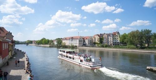 Sommerferien-Kurzurlaub auf der Donau