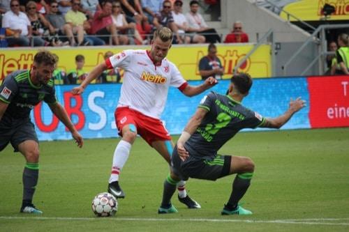 SSV Jahn zu Gast beim Sachsen-Pokalsieger