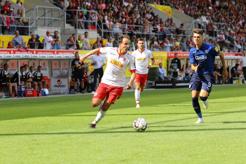 Jahn Regensburg: Mit breiter Brust auf die Bielefelder Alm