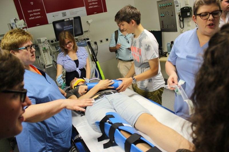 25 Mal P.A.R.T.Y. – Schocktherapie für Jugendliche am Universitätsklinikum Regensburg