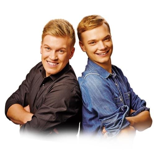"""Schlagerstars Kevin & Manuel mit neuem Album """"Auf Malle sind die Nächte lang"""""""