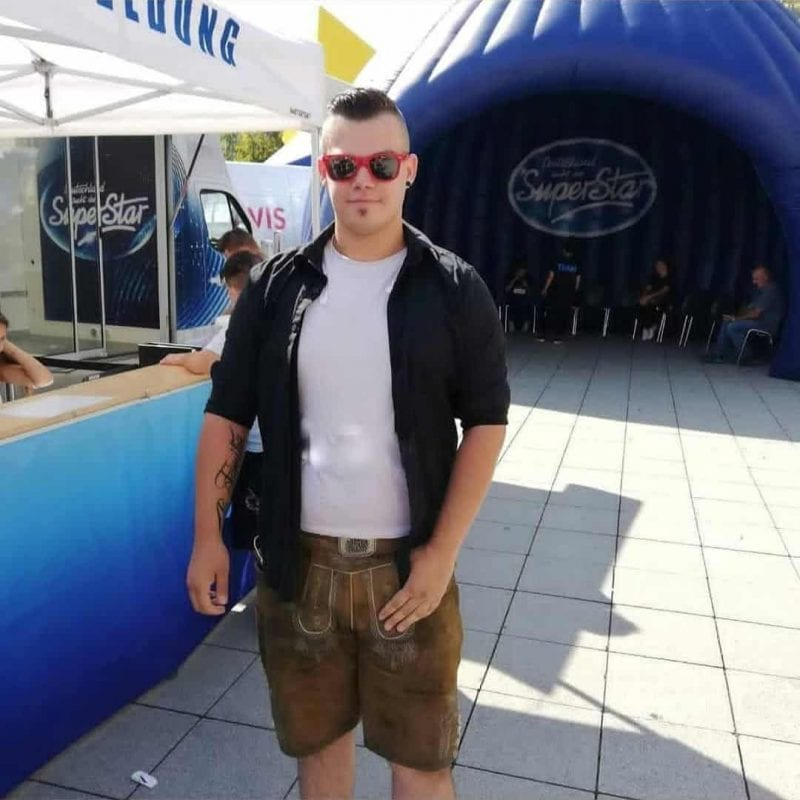 DSDS: Florian Raab aus Regensburg fährt zum Recall nach Köln