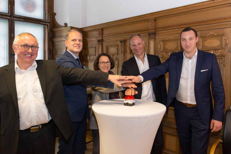 Erste Stadt Deutschlands: Flächendeckendes Internet der Dinge in Regensburg gestartet