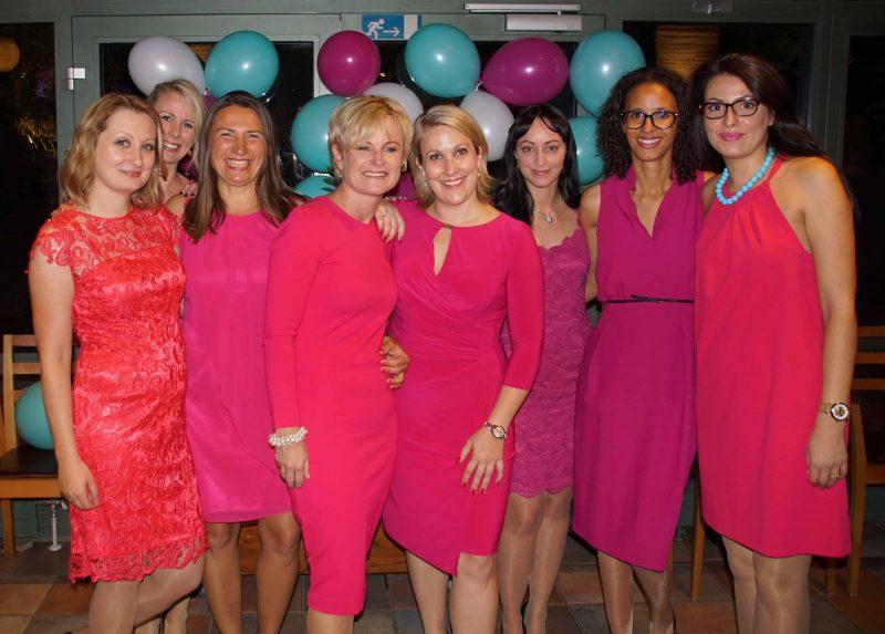 Frauenpower: Gründungsfeier des Ladies' Circle