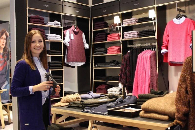 MAERZ Muenchen in Regensburg: Trendsetter für Long Life Fashion Strickprodukte