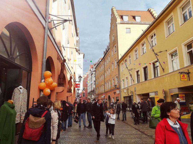 Regensburg Verkaufsoffen