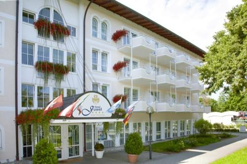 Erholung pur im Hotel Juwel in Bad Füssing