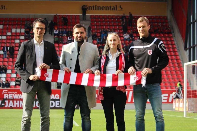 Continental Regensburg bleibt Klassik-Partner des SSV Jahn