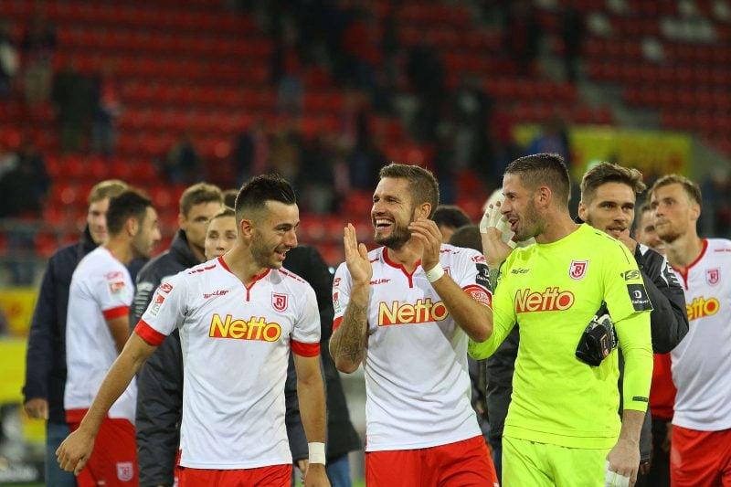 2. Fussball-Bundesliga: Der SSV Jahn Regensburg empfängt am Sonntag den SV Darmstadt 98