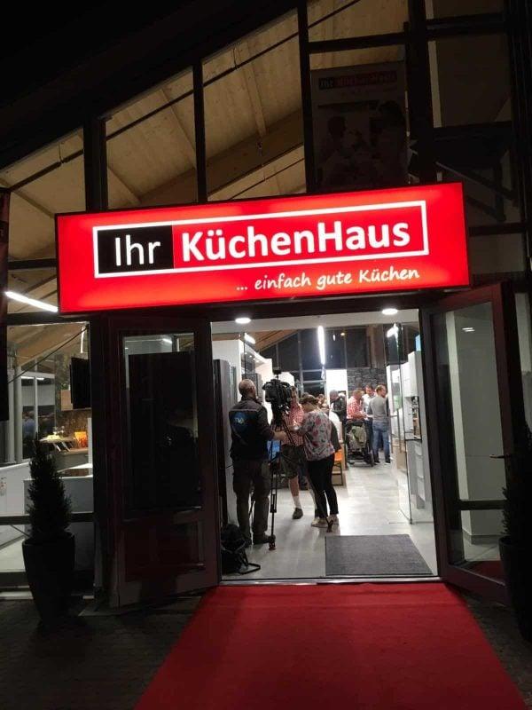 """""""Ihr KüchenHaus"""": Große Neueröffnung"""