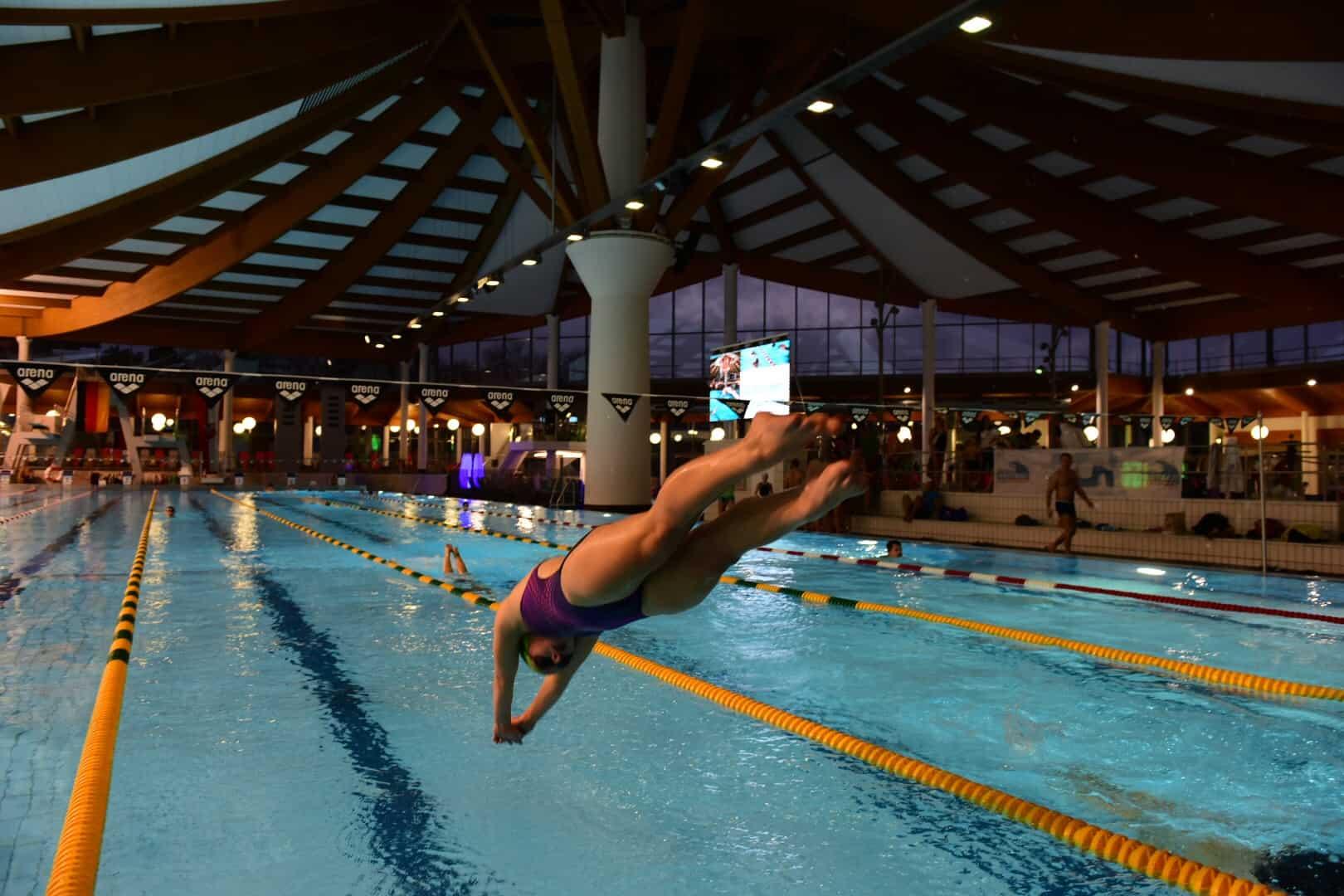 Schwimmevent im Westbad