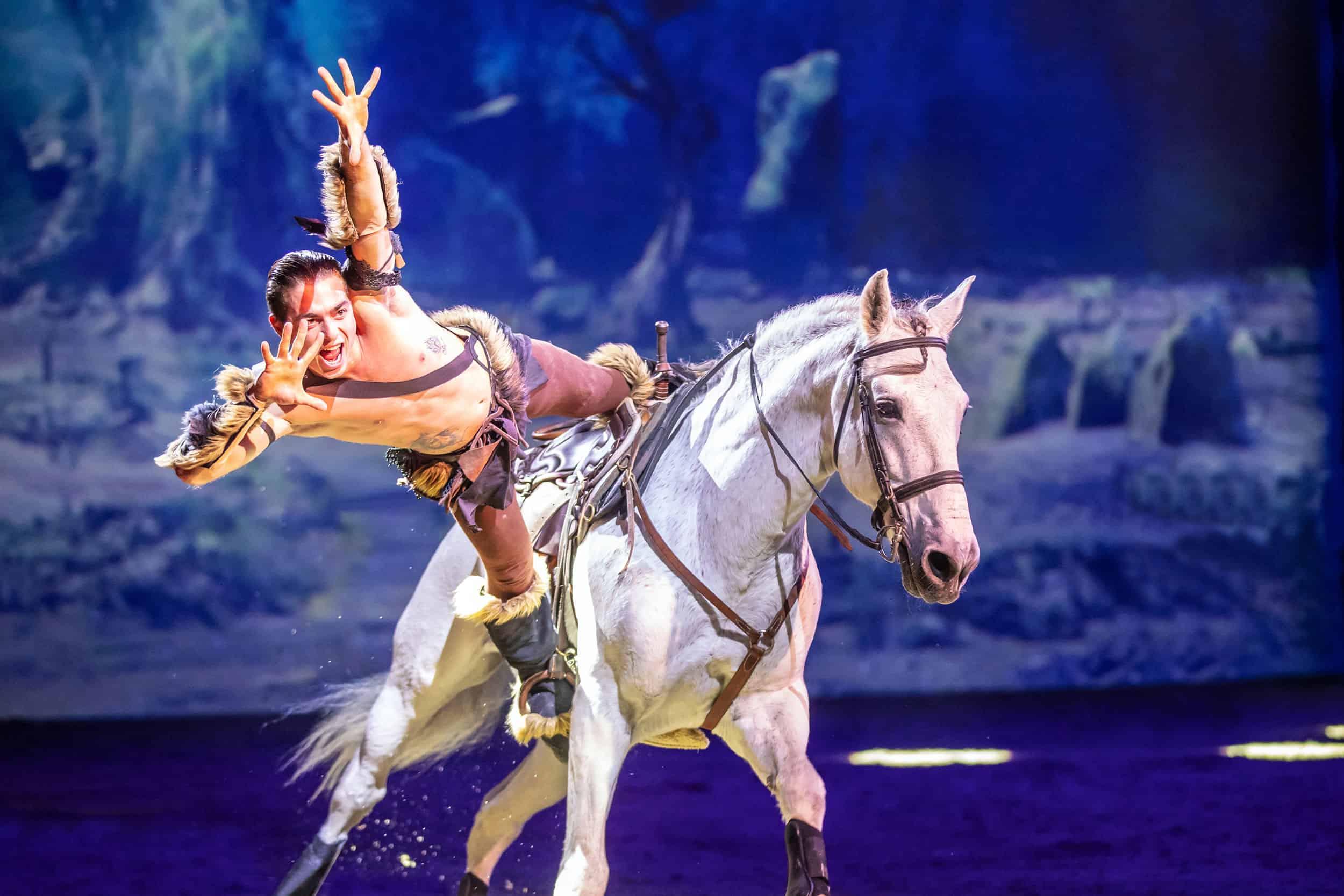 CAVALLUNA, Europas beliebteste Pferdeshow ist zurück - der Vorverkauf hat begonnen !!