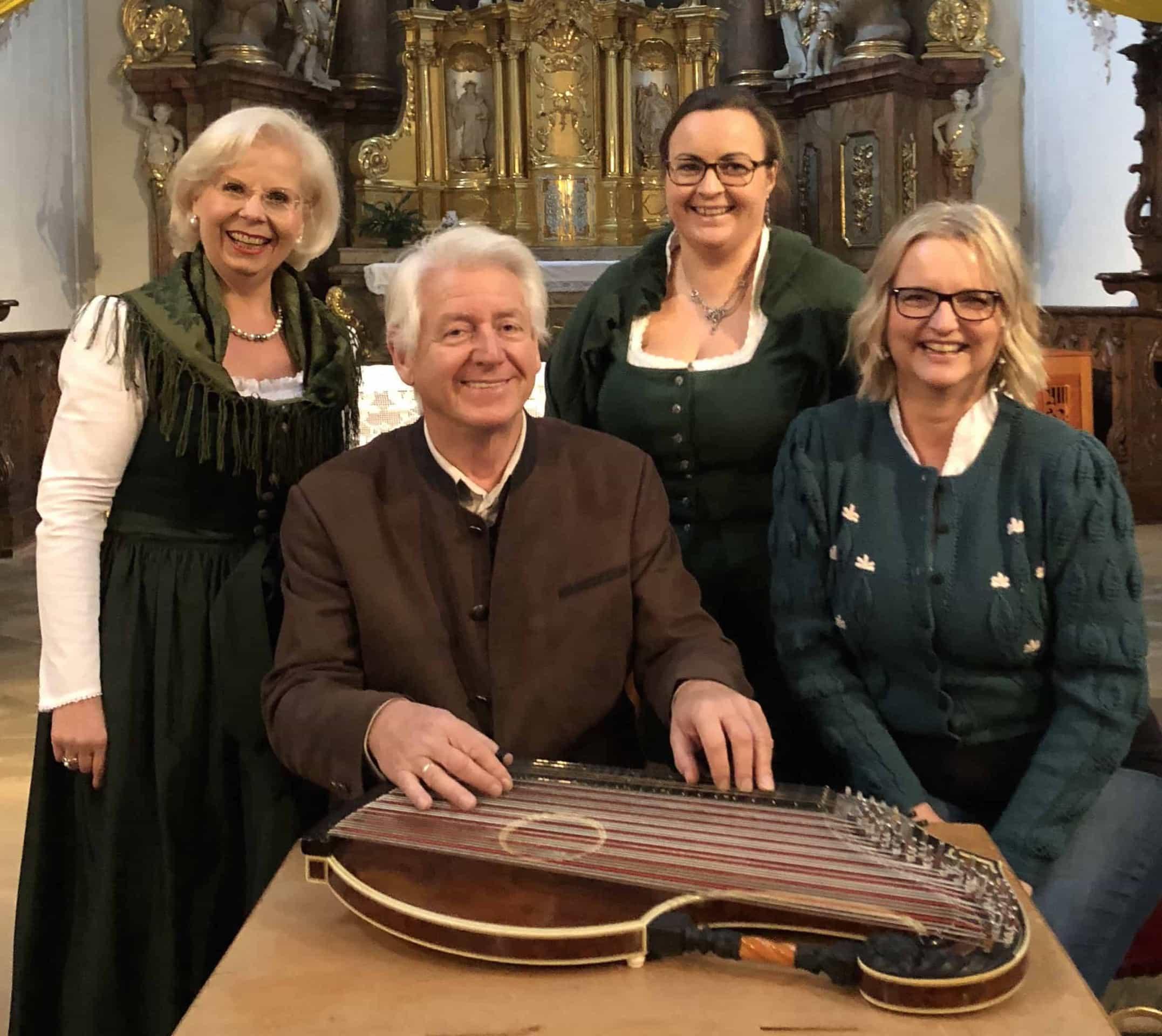 Alle Jahr' um de Zeit Regensburger Dreigesang: Adventskonzert im St. Kassian