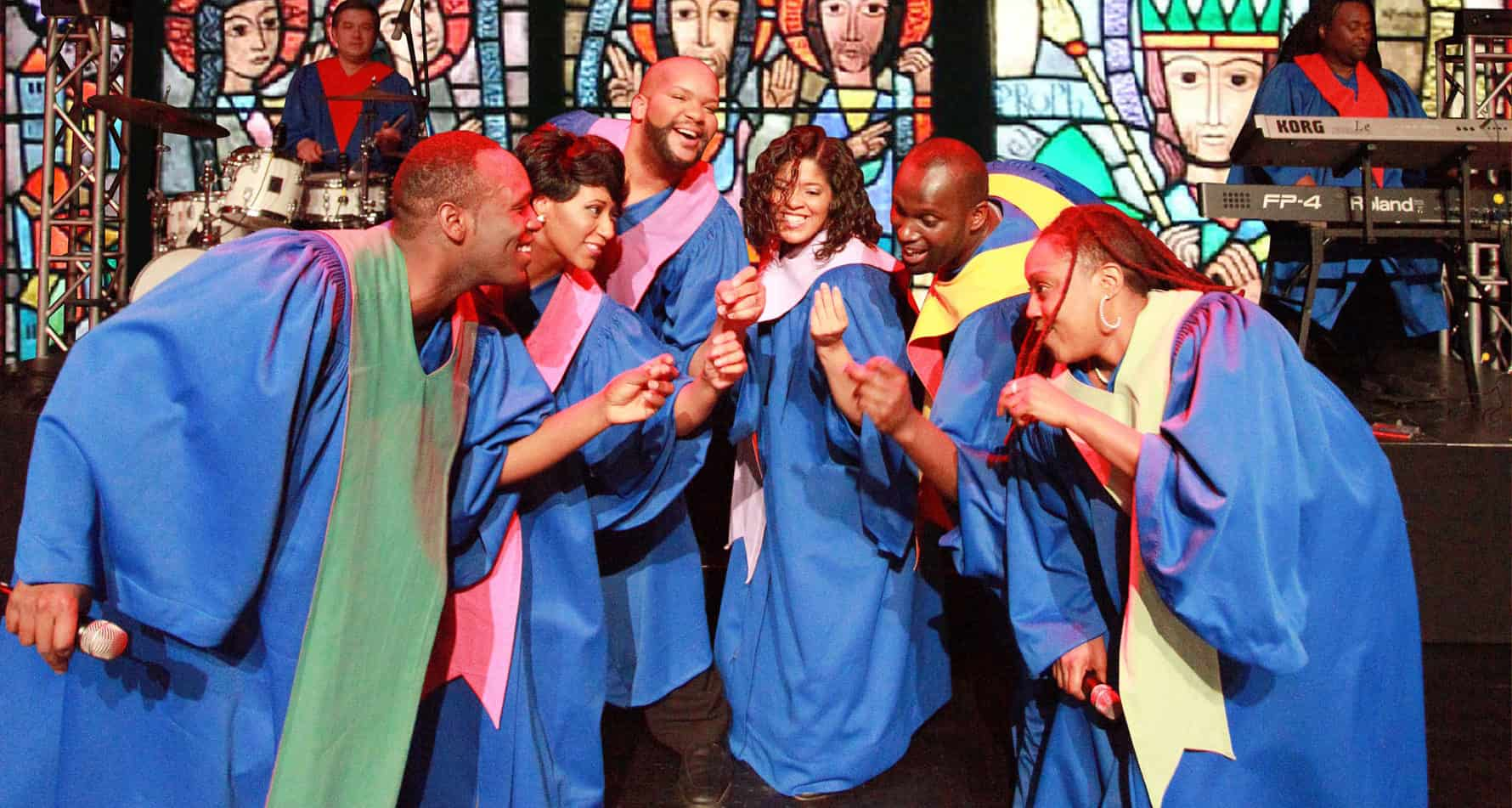 The Original USA Gospel Singers gastieren in Regensburg